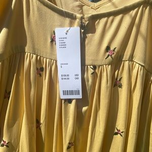 Urban Outfitters dress with tags, size S